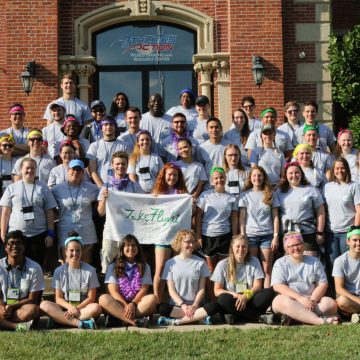 Student leaders attend Take Flight 2018