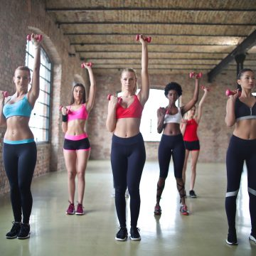 Fitness Friday: Boo-ty challenge