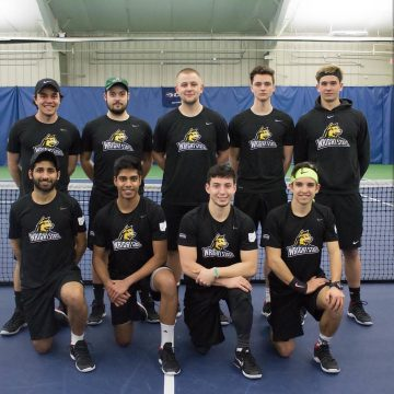 Sport Recap: Men's and Women's Tennis start play