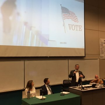Wright State professors discuss significance of midterm election in public forum