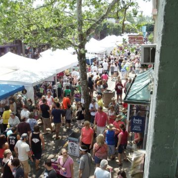 "Dayton's Not Dead: Yellow Springs Street Fair offers ""something for everyone"""