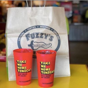 Fuzzy's Taco Shop review