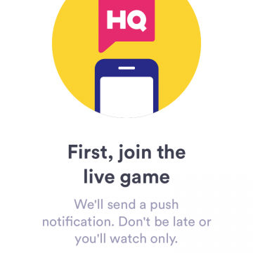 App Review: HQ Trivia