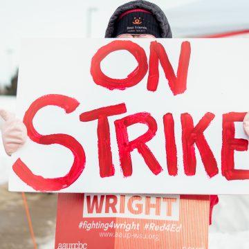 BREAKING: WSU asks SERB to determine if AAUP-WSU strike unauthorized
