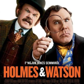 Movie Review: Holmes and Watson