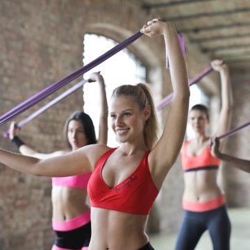 Spring semester fitness classes