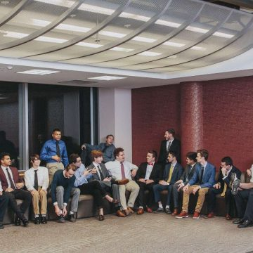 Organization Spotlight: Lambda Chi Alpha Colony