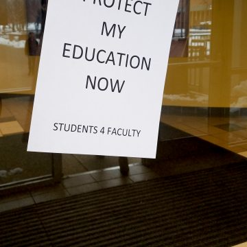 Class schedules to remain untouched during tentative strike