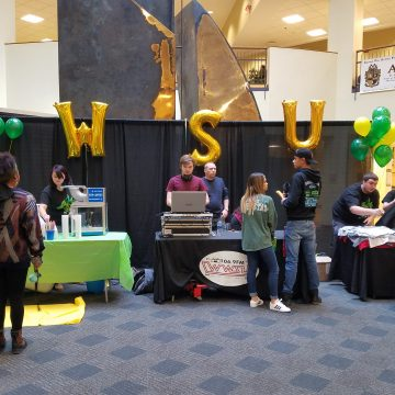 iHeartWSU Week Begins