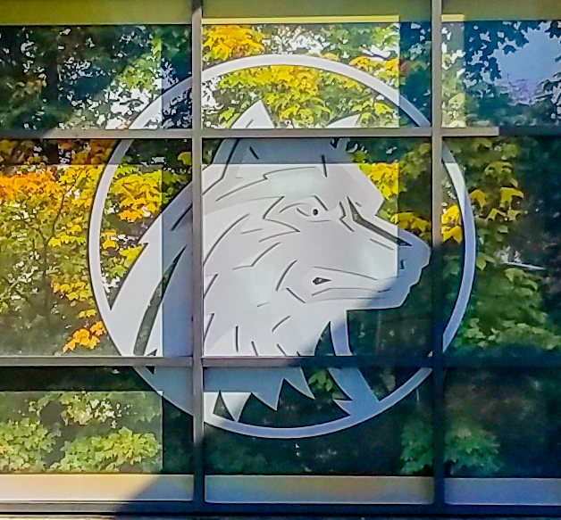 WSU Raider Connect entrance.