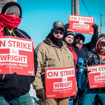 Wright State seeks long-term adjunct positions as strike enters third week