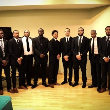 Black Men on the Move prepare for a week of events