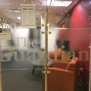 Wright State celebrates first Guardian Newspaper Day