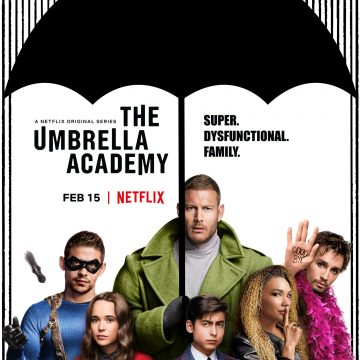 Netflix Review: The Umbrella Academy