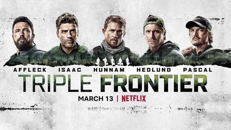 Netflix Review: Triple Frontier / Photograph creative commons