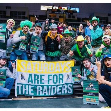 Student Spotlight: The students of Rowdy Raiders