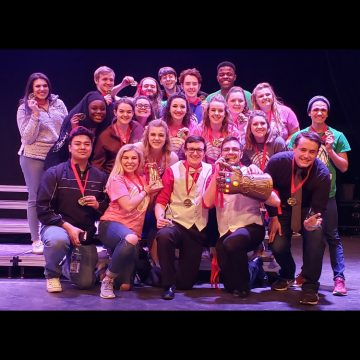 WSU Surround Sound wins collegiate show choir competition