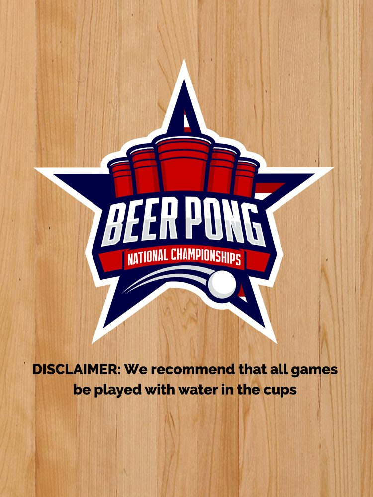 March Madness-style beer pong app now available