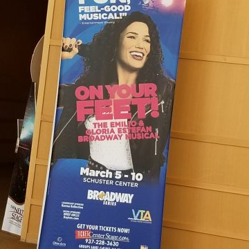 """""""On Your Feet!"""" The Emilio & Gloria Estefan Broadway musical review"""