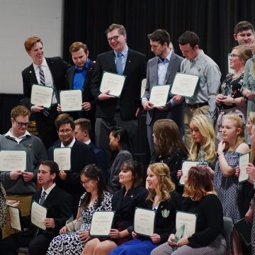 34th Annual Student Leadership Awards celebrate student leaders