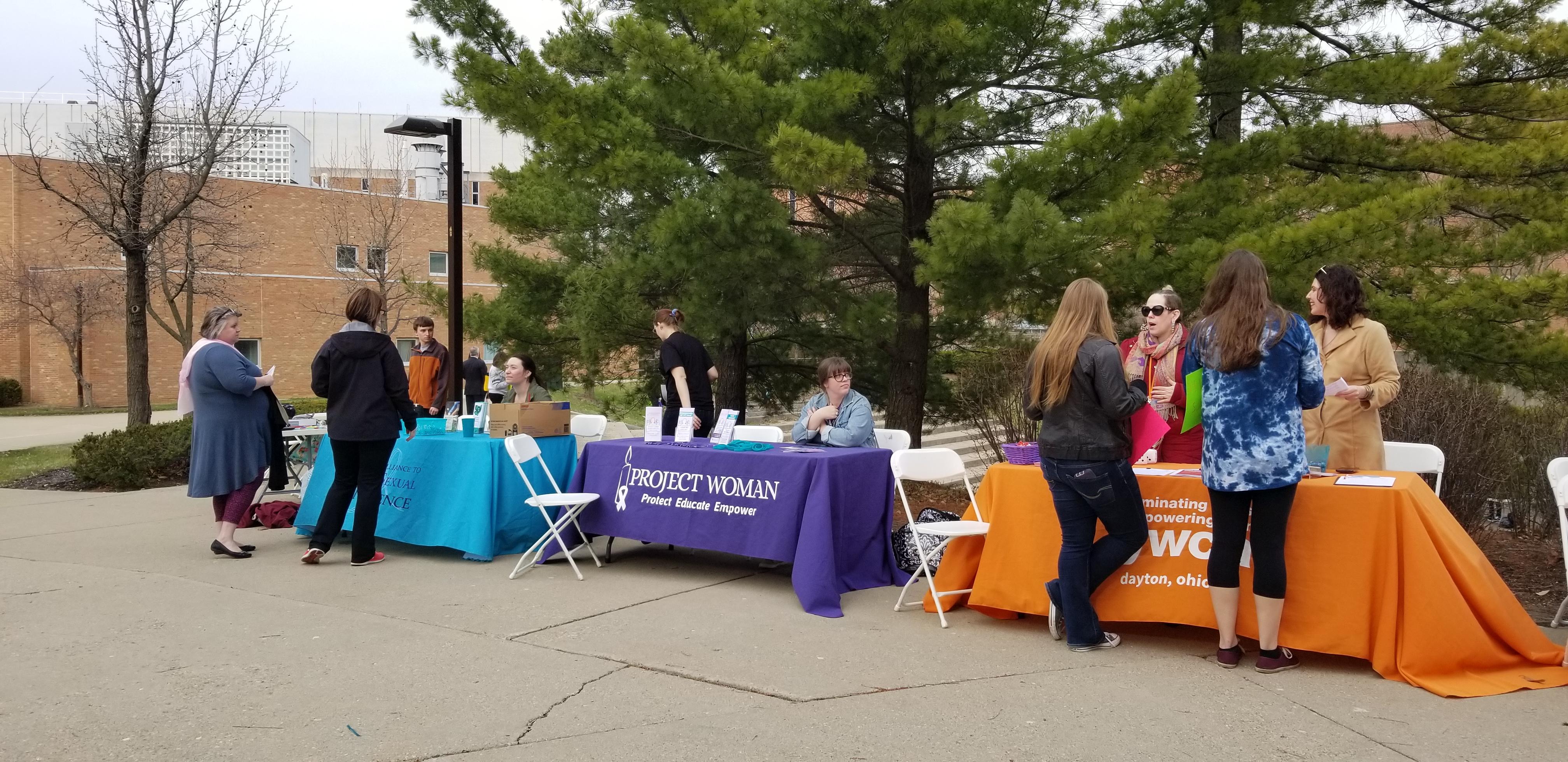 WSU dedicates week to Sexual Assault Awareness
