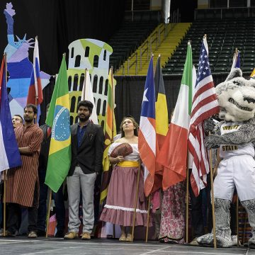 Wright State International Festival celebrates its 35th year