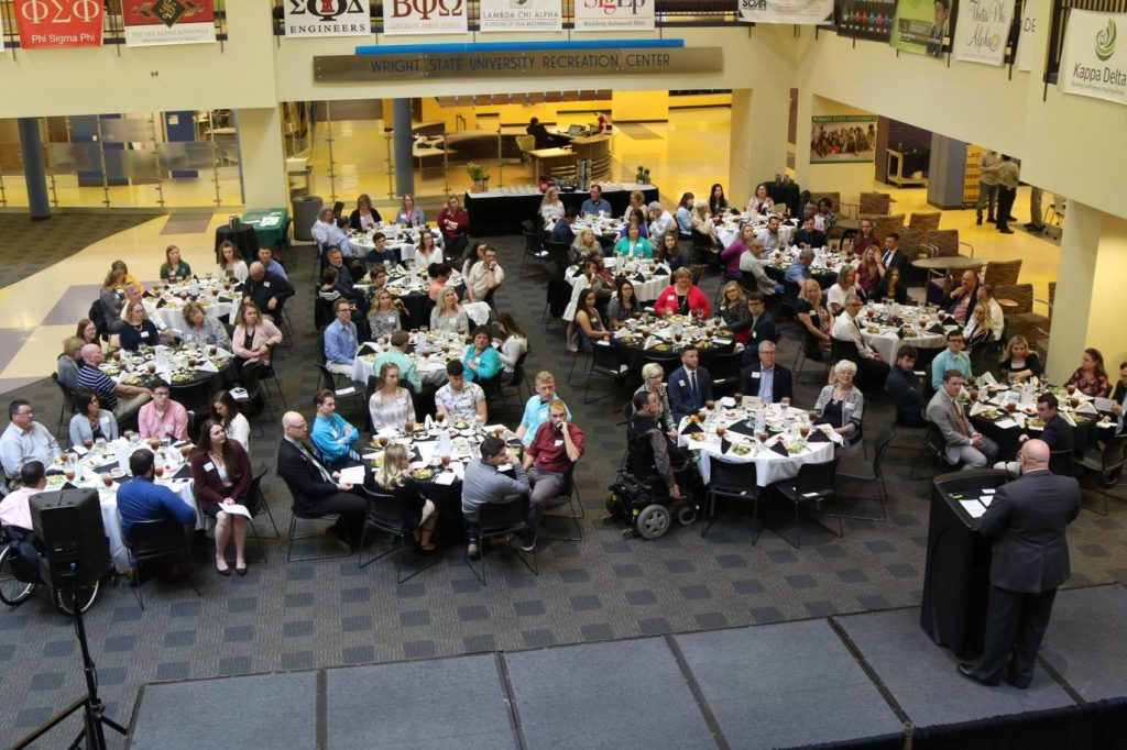 Student Union Awards / Photos provided by Eric Corbett
