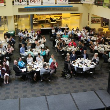Student Union hosts annual awards banquet