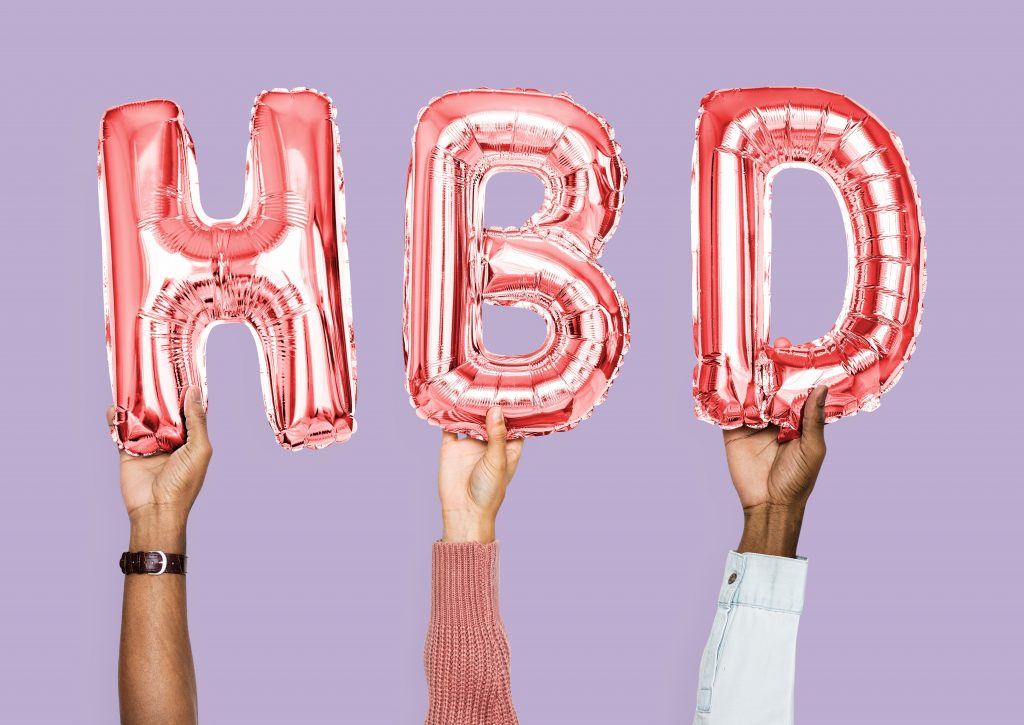 Birthday deals you will love / Photograph rawpixel.com