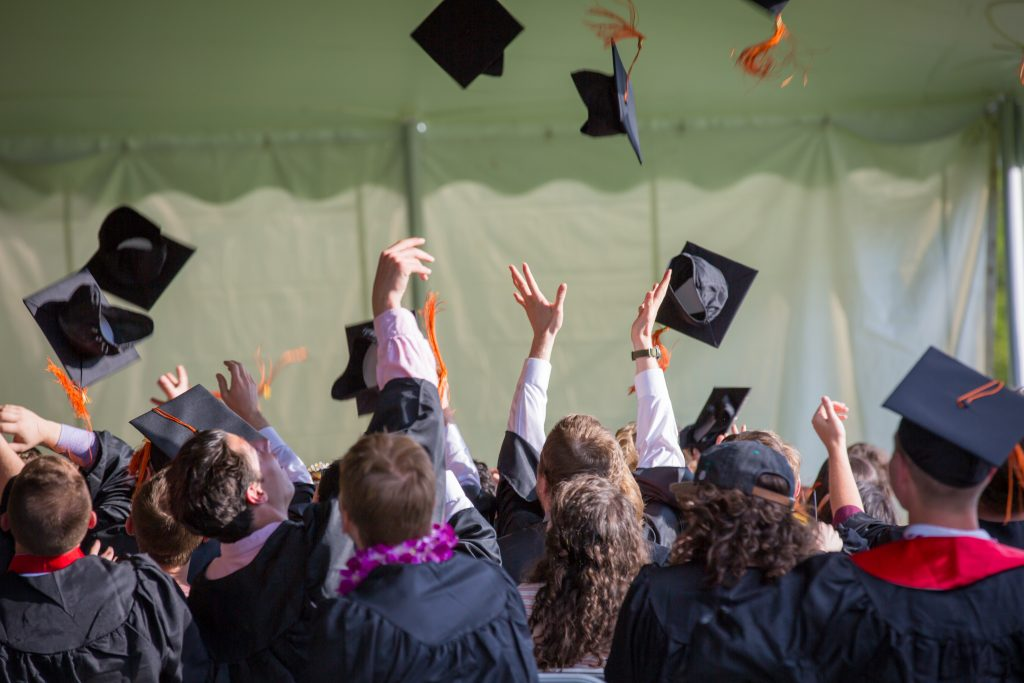 Tips for graduating students