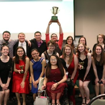 Greek Life celebrates members with award ceremony