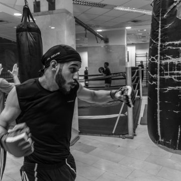 Fitness Friday: Boxing workout
