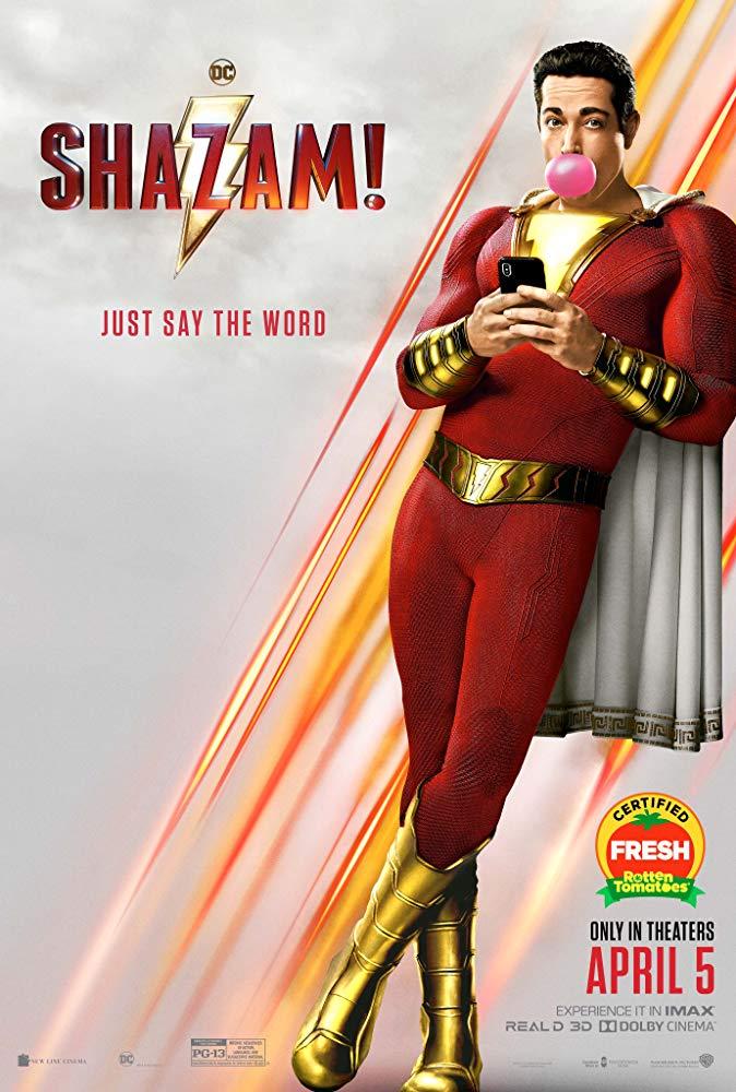 Movie Review: Shazam! / Photo: https://m.imdb.com/title/tt0448115/
