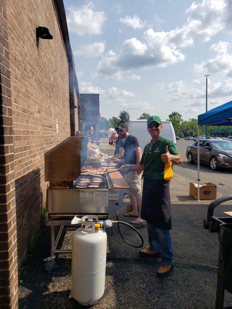 Photos provided by Haitham Tillawi / Spice Heights Cook Out / June 1