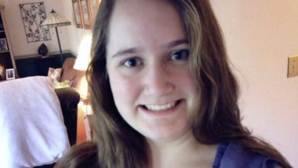 Megan Betts, WSU Student killed in Oregon District / Photo: WCPO website