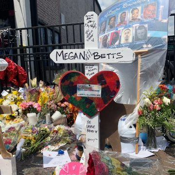 Wright State faculty and staff remember Megan Betts