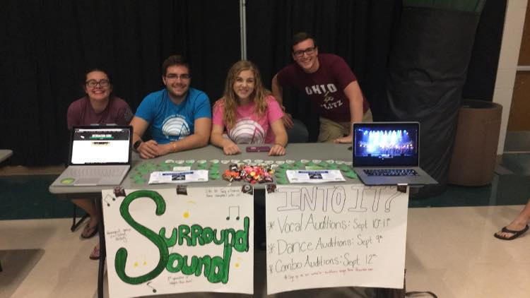 Surround Sound to host auditions in September | Photo provided by Surround Sound Facebook page
