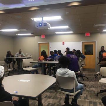 Black Presidents Council hosts Black Welcome Week