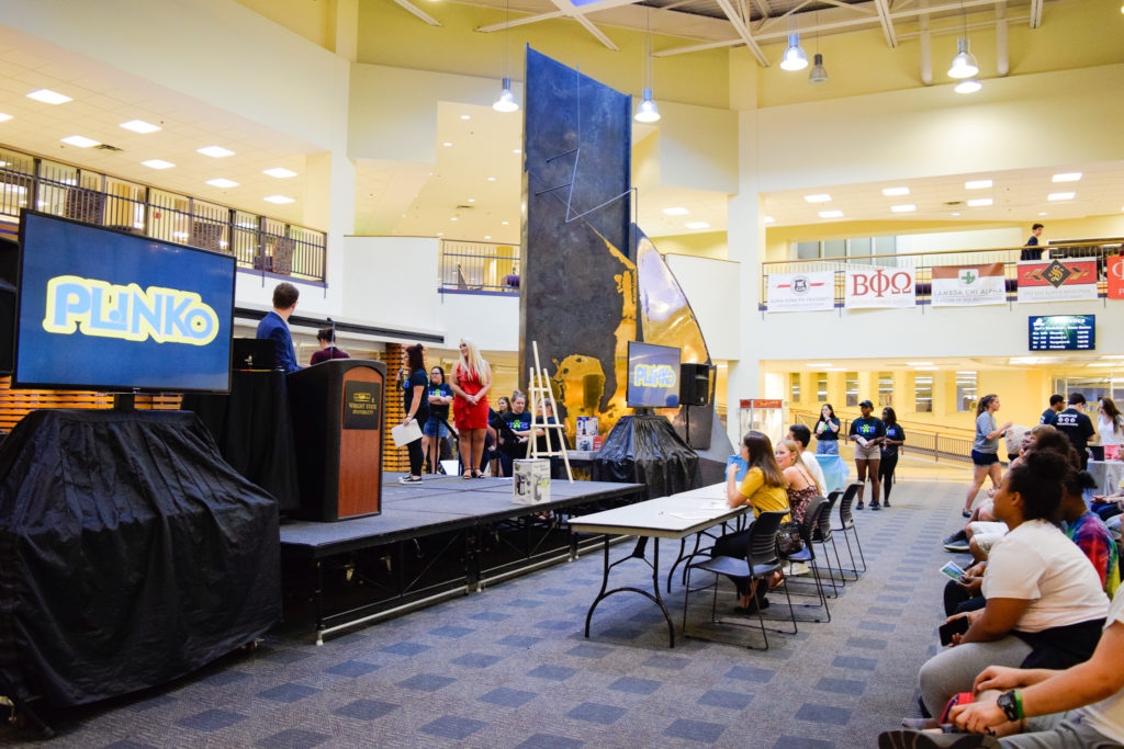 The Price is Right: WSU Edition | Photo by Jessica Fugett | The Wright State Guardian