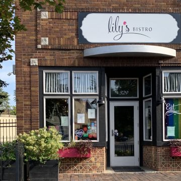 Dayton's Not Dead: Lily's Bistro