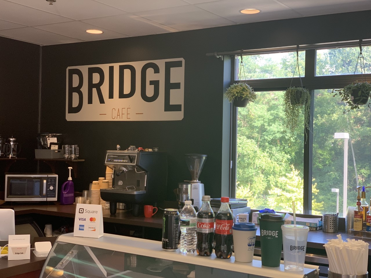 The Bridge Cafe | Photo by Marissa Couch | The Wright State Guardian