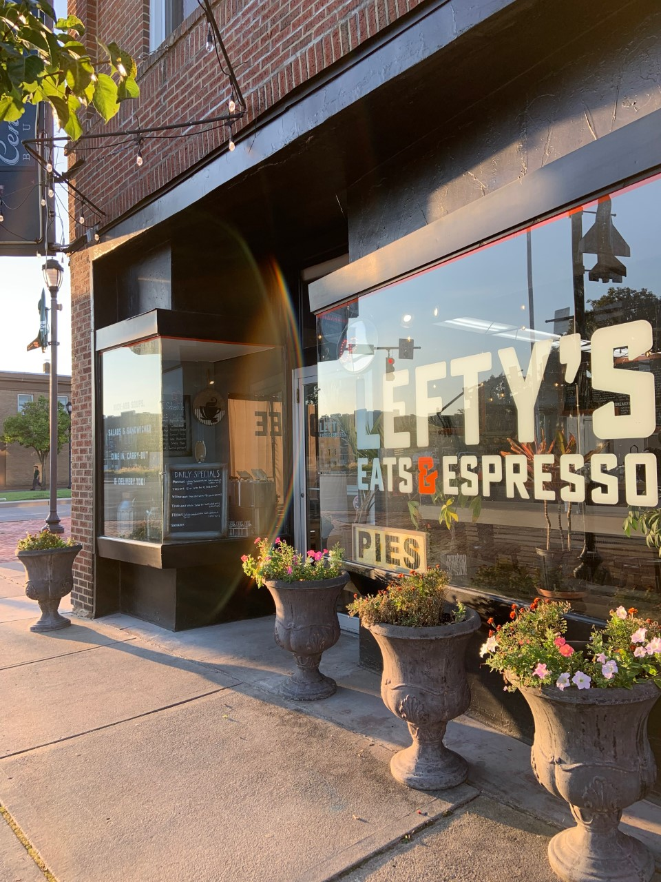 Lefty's Eats & Espresso | Photo by Natalie Cunningham | The Wright State Guardian