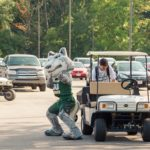 Rowdy Raider | Photograph by Soham Parikh | The Wright State Guardian