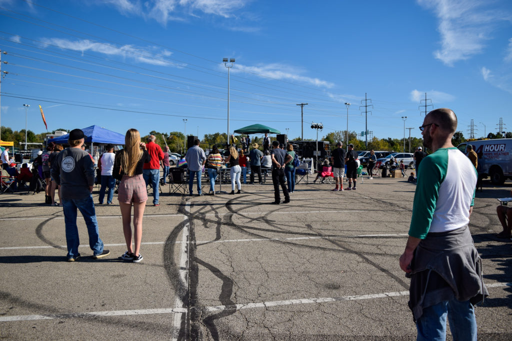 Festival of Flight | Photo by Jessica Fugett | The Wright State Guardian