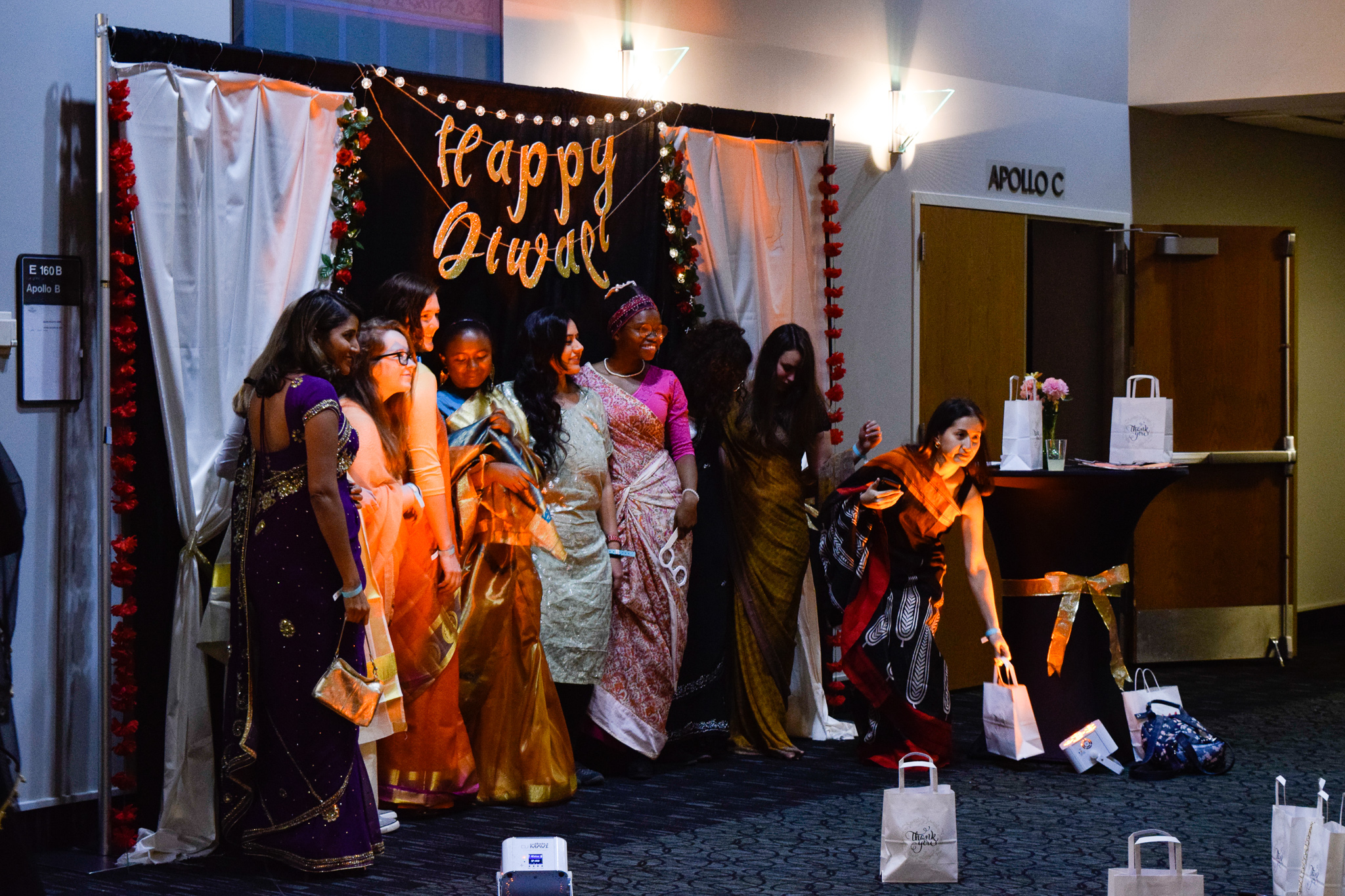 Diwali Night | Photo by Jessica Fugett | The Wright State Guardian