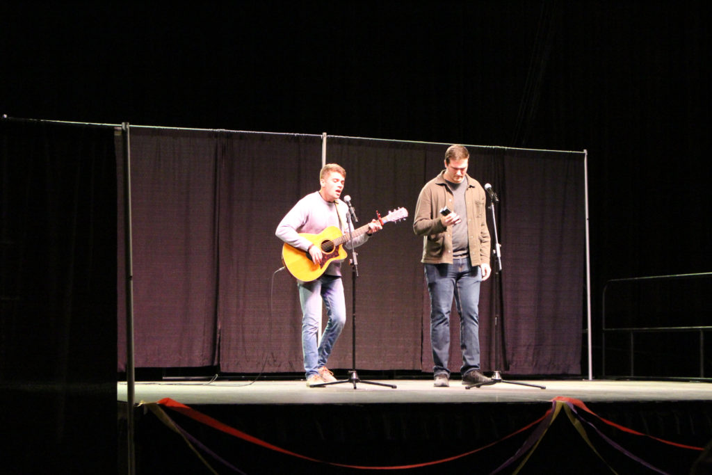 SigEp's Got Talent   Photo by Shaddia Qasem   The Wright State Guardian