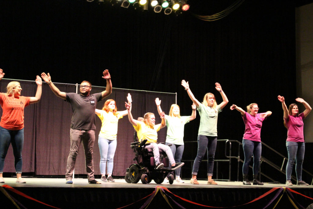 SigEp's Got Talent | Photo by Shaddia Qasem | The Wright State Guardian