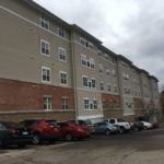 Cimarron Woods Apartments | Photo by Jamie Penwell | The Wright State Guardian