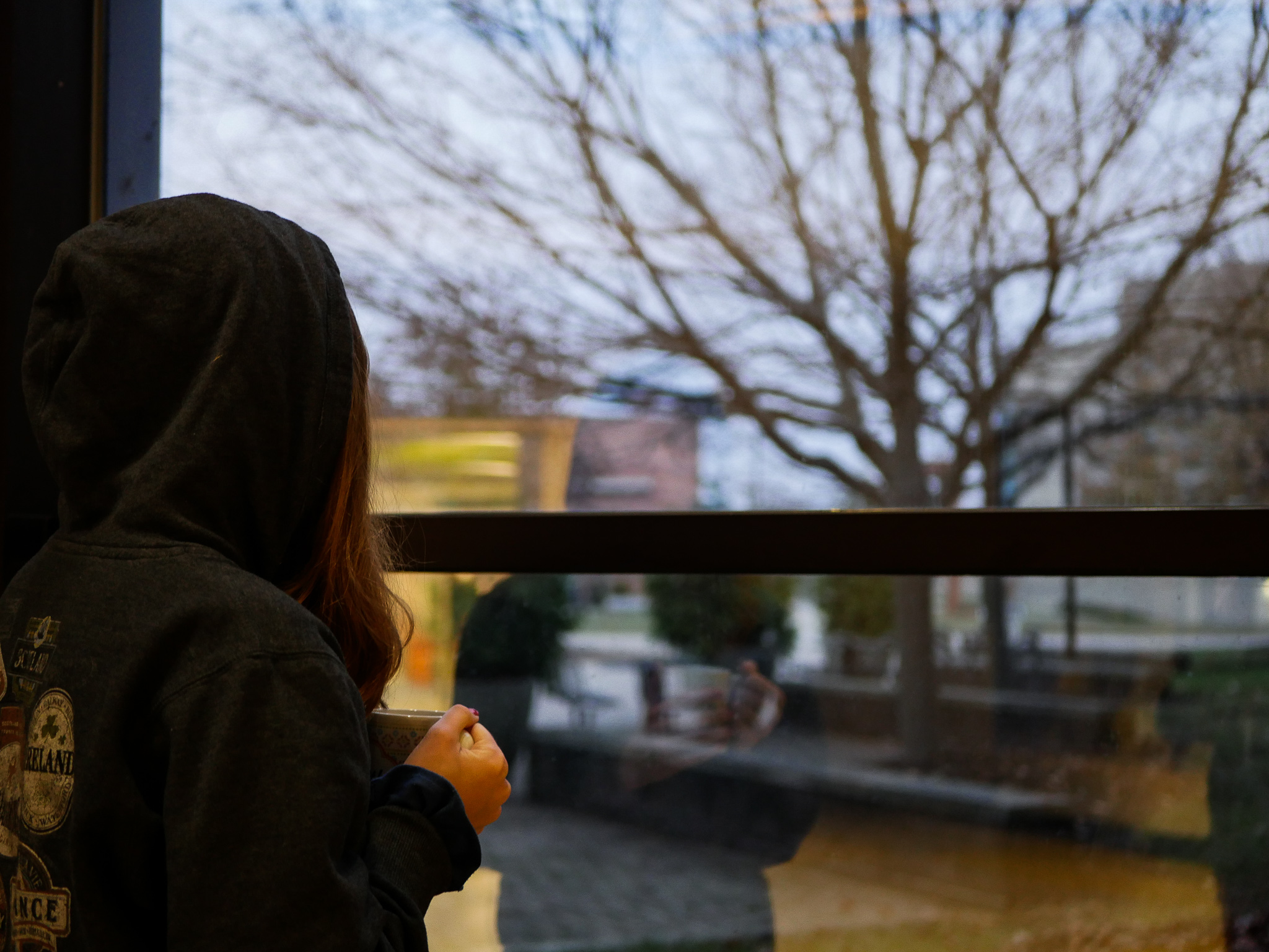 Seasonal Depression | Photo by Jessica Fugett | The Wright State Guardian
