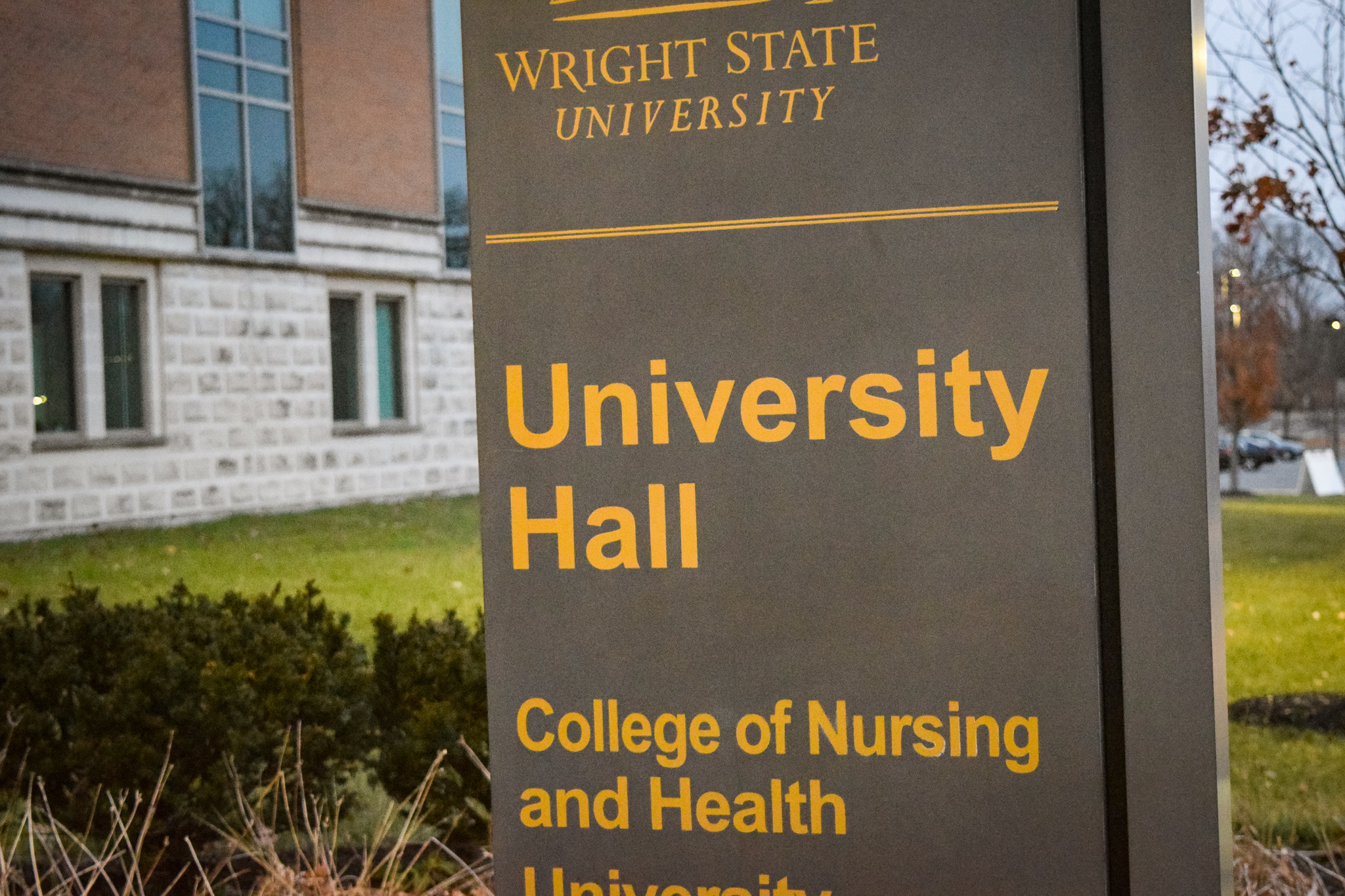 College of Nursing and Health | Photo by Jessica Fugett | The Wright State Guardian